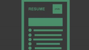 resume-to-get-the-job-of-your-dreams