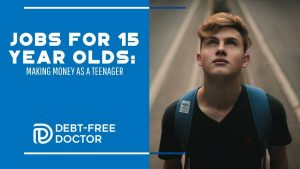 Jobs For 15 Year Olds Making Money As A Teenager - F