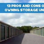 13 Pros And Cons Of Owning Storage Units - F