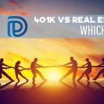 401k vs Real Estate - Which Is Best - F