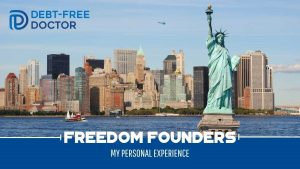 Freedom Founders - My Personal Experience - F