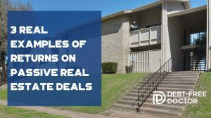 3 Real Examples of Returns On Passive Real Estate Deals - F