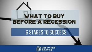 What To Buy Before a Recession - 6 Stages To Success - F