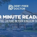 9 Minute Read How's The Culture In Your Kingdom Summary - F