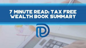 7 Minute Read Tax Free Wealth Book Summary - F