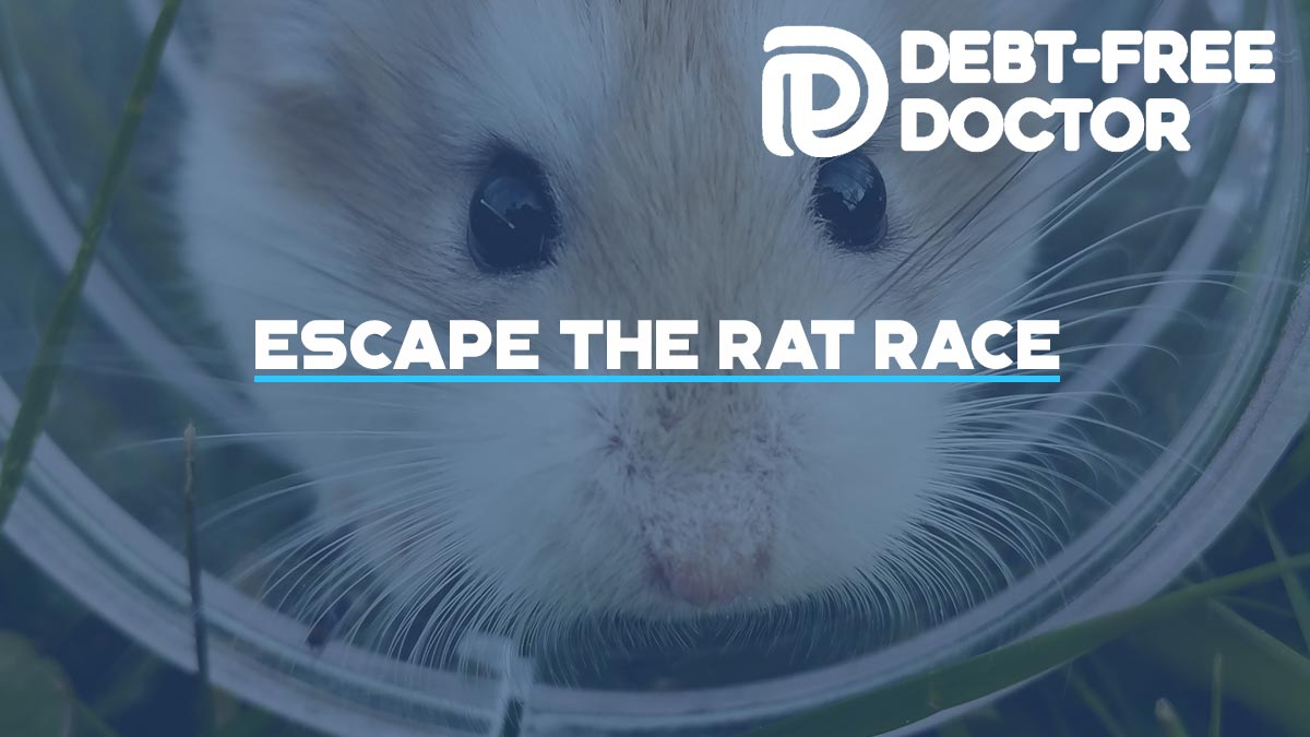 Escape The Rat Race: What School Failed To Teach You About Money